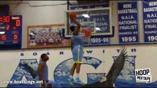 Best of Andrew Wiggins High School + Kansas Highlights HD