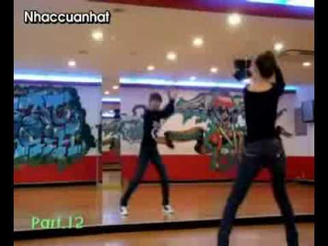 Dạy Nhảy Run Devil Run (SNSD) Phần 3 - Hết Mp3 -  run devil run  clip dance part 3