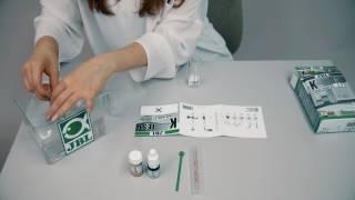 Kalium testen mit dem JBL K-Test