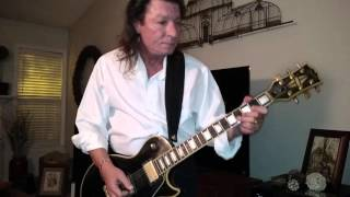 "Demonstration of Great White's ""Rock Me"": song and lesson"