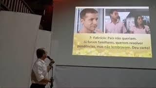 Filme Deixe-me Viver Luiz Sérgio Cine Debate ao vivo com Nazareno Feitosa 2019 8º FCE Pirenópolis