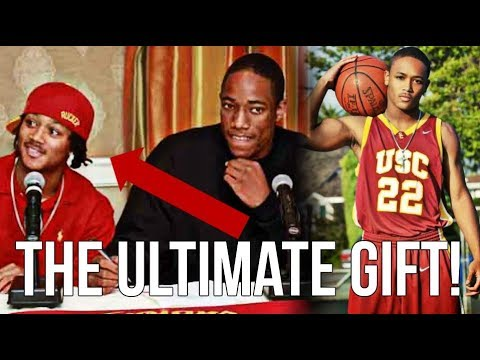 The Story Of How DeMar DeRozan Got His Friend A Full Ride Scholarship