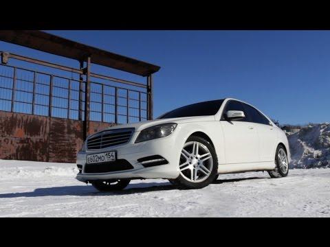 Mercedes C-class w204. Осталась ли надежность?
