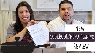&quotBUSY FAMILY MENU PLANNING&quot REVIEW- New Recipe Book by Zsuzsanna Anderson