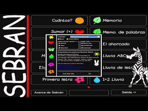 Tutorial De Software Educativo SEBRAN-ABC