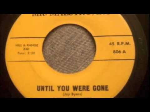 Lee Tracey   Until You Were Gone