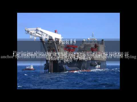 Pipe-laying ship Top # 7 Facts