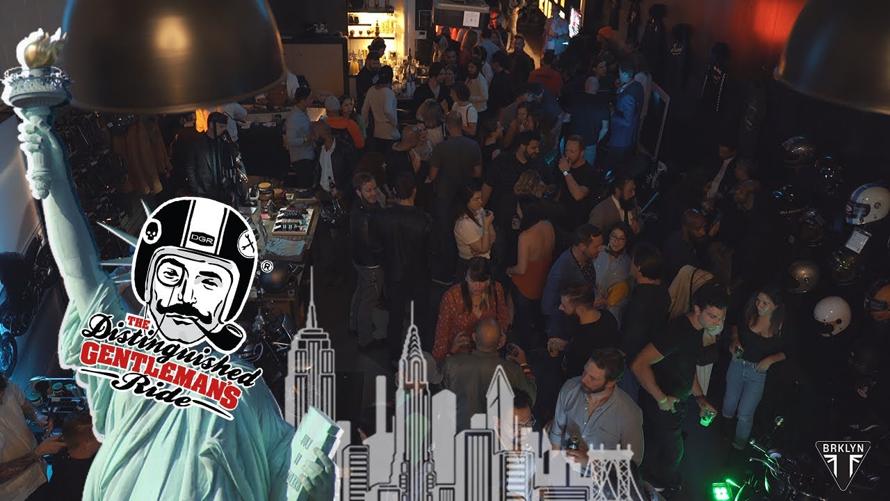 official DGR-Pre Party in NEW YORK CITY (2019)