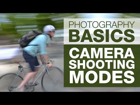 PHOTOGRAPHY BASICS | SHOOTING MODES