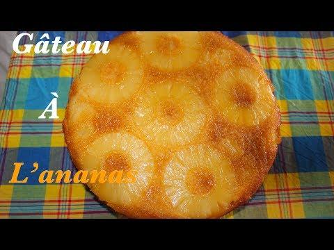 gâteau-à-l'ananas-antillais-[recette-antillaise-]