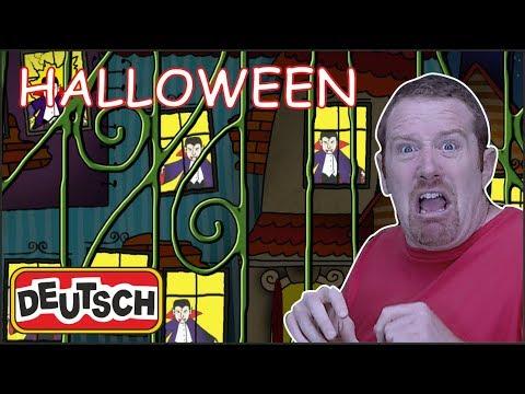 Halloween Songs und Geschichten für Kids | Deutsch für Kinder | Happy Halloween Song
