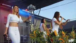 IX Dożynki w Wąsewie: koncert Top Girls (15.08.2017)