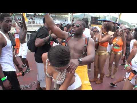 Trinidad Carnival Monday Tribe  Monday 2012