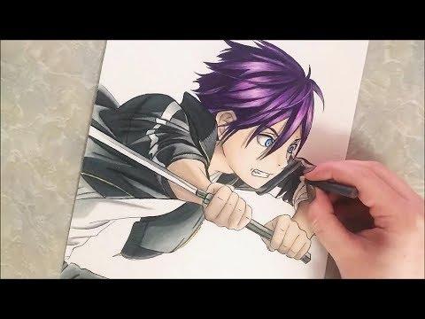 Yato Speed Drawing