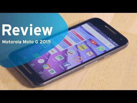 Motorola Moto G 2015 review (Dutch)