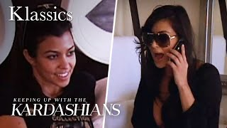 Kourtney & Khloé Take Cabo...and Kim Takes a Nap | KUWTK Klassics | E!