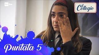Cora e Marilù vengono espulse - Quinta puntata - Il Collegio 3