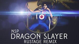 Repeat youtube video Ninja Sex Party - Dragon Slayer ( Rustage Remix )