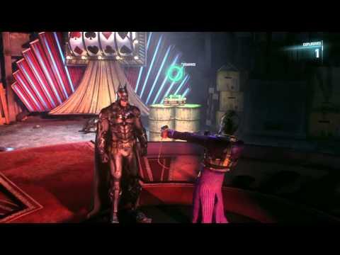 BATMAN™: ARKHAM KNIGHT, karaoke with the joker!!!