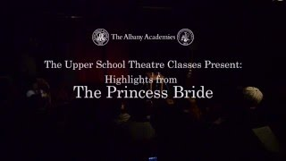 The Albany Academies - Upper School Theatre - Celebration of the Arts 2016