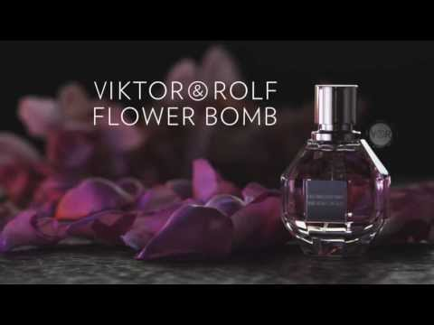 viktor rolf flowerbomb parfum youtube. Black Bedroom Furniture Sets. Home Design Ideas