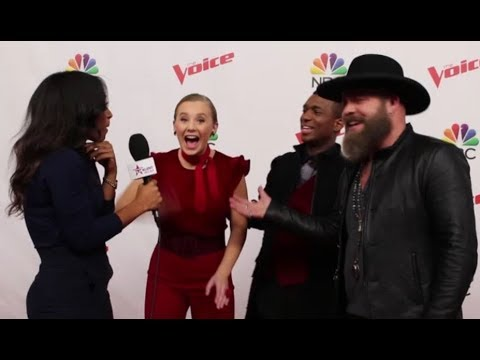 The FUNNIEST Team On The Voice Award Goes To... TEAM ADAM