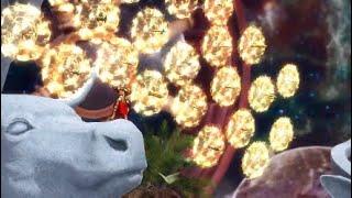 【Fate EXTELLA LINK】裏4章 騎士を探索ルート戦闘 ギルガメッシュvsイスカンダル 慢心王無双(難易度hard)