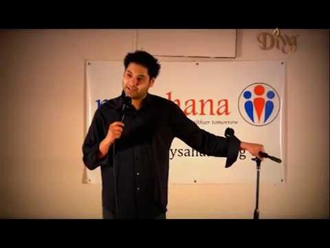 My Sahana Comedy Night in Cupertino CA
