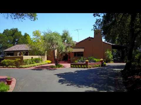 15625 Peach Hill Road - Saratoga, CA by Douglas Thron drone real estate video tours