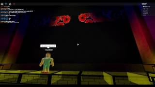 Wizard of oz musical part 3 on Roblox