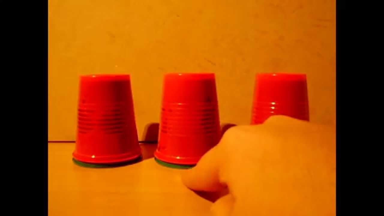 El Juego De Los Vasos Donde Esta La Pelota Nivel 2 Youtube