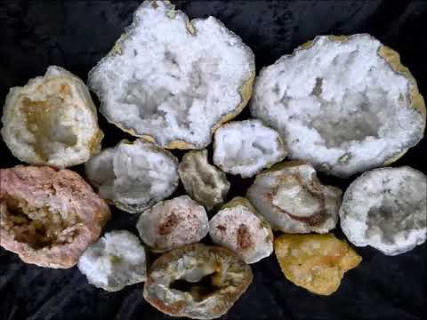Kentucky Rockhounding geodes agates minerals collecting