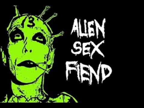 Alien Sex Fiend - I am a product