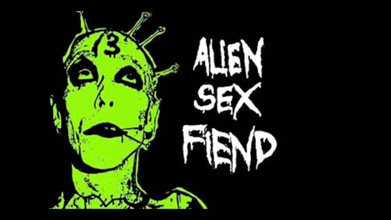 garbage alien sex fiend