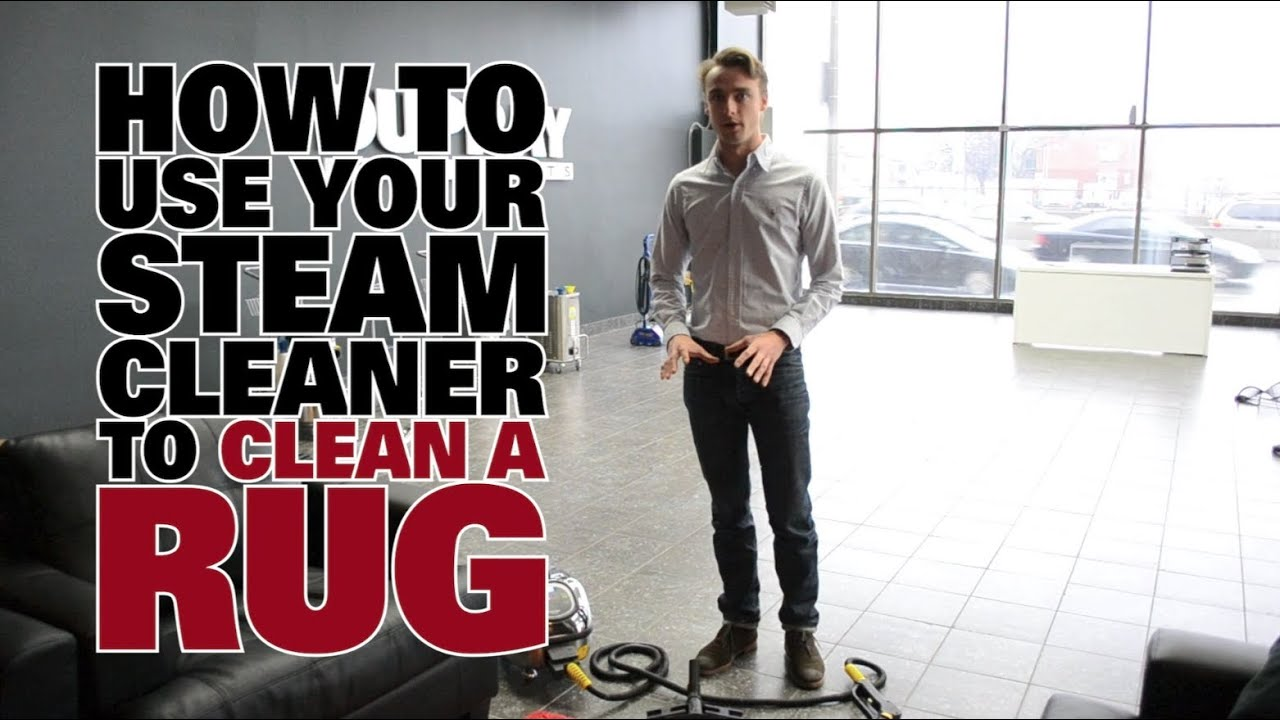 how to steam clean a carpet rug dupray steam cleaners youtube. Black Bedroom Furniture Sets. Home Design Ideas