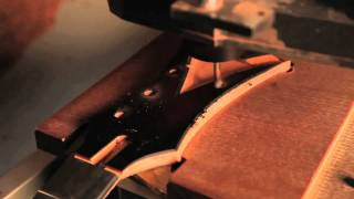 Dbz Guitars - How To Build A Guitar Headstock Time-lapse Video