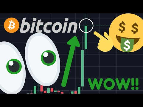 BITCOIN IS EXPLODING RIGHT NOW!!!!!!!!!!! GOLD AT ALL TIME HIGH!! WHAT'S GOING ON????