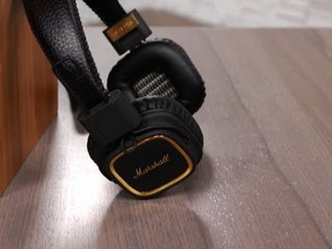 Marshall Major headphones bring the rock