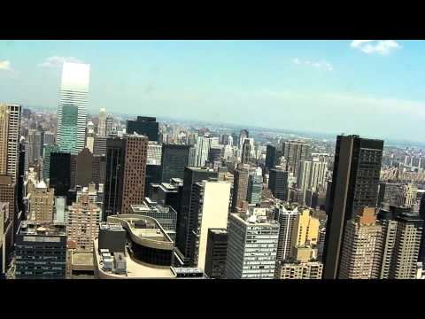 New York View from the Chrysler Building 2