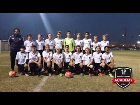 Highlights from Evolution Soccer Academy Qatar 2016