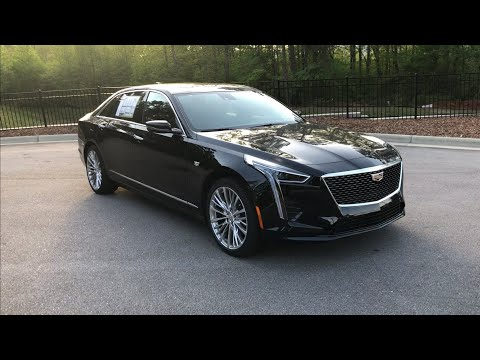 2020 Cadillac CT6 | Read Owner and Expert Reviews, Prices ...