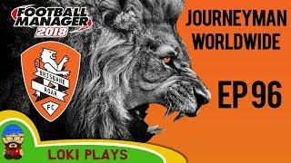 FM18 - Journeyman Worldwide - EP95 - FIFA Club World Cup - Football Manager 2018