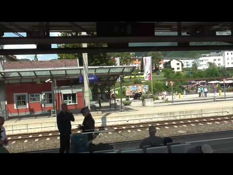 How to Take Trains in Europe: Landeck to Munich