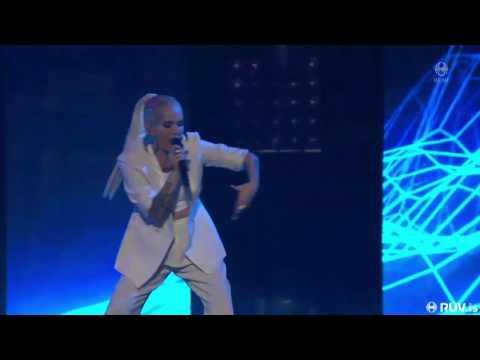 "Svala - ""Paper"" [Live] | Söngvakeppnin 2017 - Final (Iceland Eurovision 2017)"