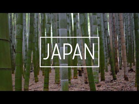JAPAN 2017 | GoPro HERO 4 HD | Tokyo, Kyoto, Osaka