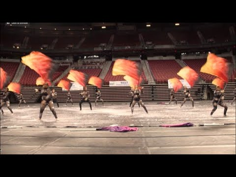 WGI 2019 Las Vegas - Arvin High School Winter Guard