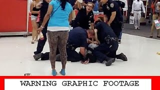 Police Brutality caught on camera - out of control compilation # 3