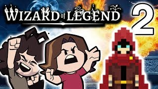 Wizard of Legend: Horse and Friend - PART 2 - Game Grumps
