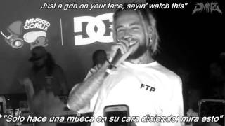 $UICIDEBOY$ - LOW KEY (SUB. ESPAÑOL/INGLÉS) VIDEO EN VIVO.