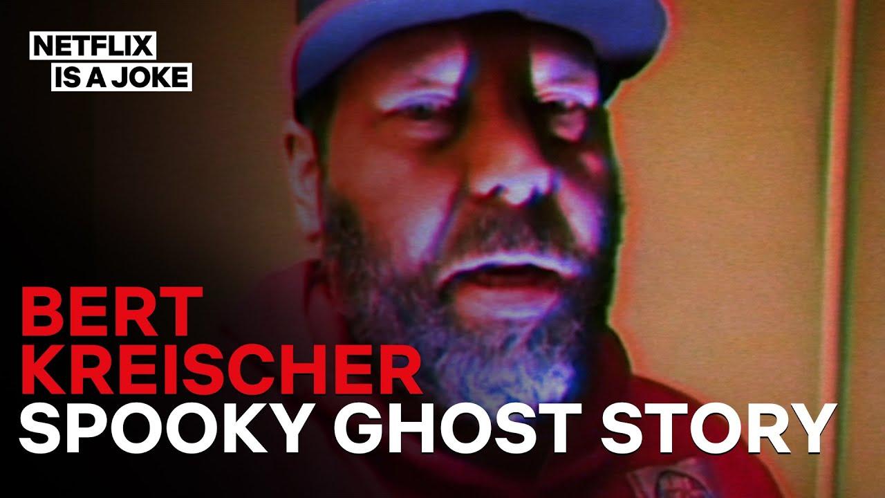 Bert Kreischer Summons A Ghost   Netflix Is A Joke